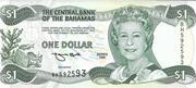 1 Dollar -  avers