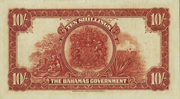 10 Shillings – revers