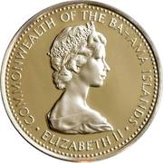 5 cents Elizabeth II – avers