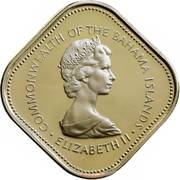 15 cents - Elizabeth II – avers