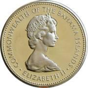 25 cents - Elizabeth II – avers