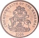 1 cent (Petit module - Non magnétique) – avers