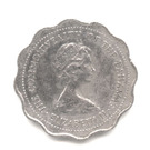 10 cents Elizabeth II – avers