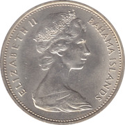 2 dollars  - Elizabeth II -  avers