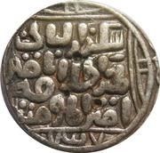 1 Tanka - Ala al-Din Bahman Shah (Hadrat Ahsanabad) – revers