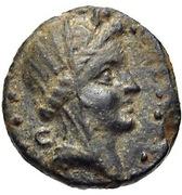 Bronze Æ14 (Balbura) – avers