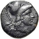 Bronze Æ18 (Balbura) – avers
