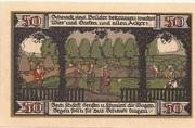 50 Pfennig (Ballenstedt) – revers