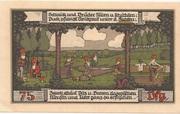 75 Pfennig (Ballenstedt) – revers