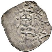 1 dünnpfennig Eberhard II. von Otelingen – avers