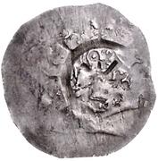 1 dünnpfennig Otto II. von Andechs – avers