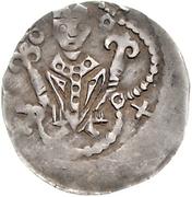 1 pfennig Ekbert von Andechs – avers