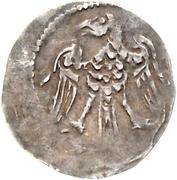1 pfennig Ekbert von Andechs – revers