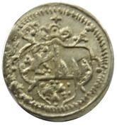 1 dreier Peter Philipp de Dernbach – avers