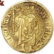 1 Goldgulden - Georg III von Limpurg – revers