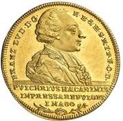 1 ducat Friedrich Ludwig de Erthal – avers