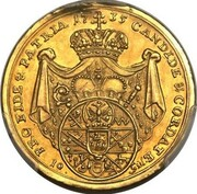 1 carolin Friedrich Karl de Schönborn – revers
