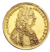 ½ carolin Friedrich Karl de Schönborn – avers