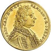¼ carolin Friedrich Karl de Schönborn – avers