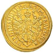 1 ducat Johann Georg II Fuchs de Dornheim – revers