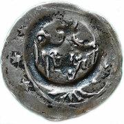 1 pfennig Heinrich I de Bilversheim – revers