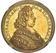 10 ducat Lothar Franz de Schönborn – avers
