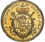 10 ducat Lothar Franz de Schönborn – revers