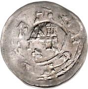 1 pfennig Leopold I. von Gundlach – revers