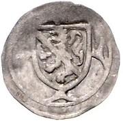 1 pfennig Anton von Rotenhan – avers