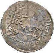 1 münzvereinsschilling Anton von Rotenhan – avers