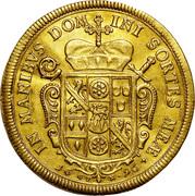 5 ducat Lothar Franz de Schönborn – revers