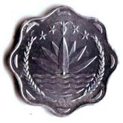 10 poisha (FAO) – avers