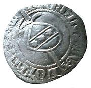 Quart de gros  charles II (saint mihiel) – avers