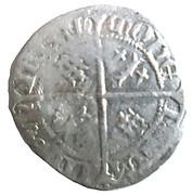 Quart de gros  charles II (saint mihiel) – revers