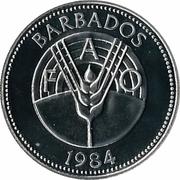 50 dollars (FAO) – avers