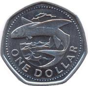 1 dollar – revers