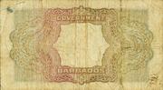 2 Dollars (George VI) – revers