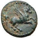 Bronze Æ17 (Bargylia) – avers