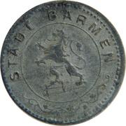 50 Pfennig - Barmen – avers
