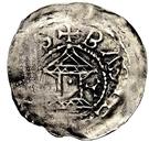 1 Denar - Adalrich II. – revers