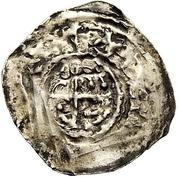 1 Pfennig - Adalrich II. – avers