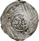 1 Pfennig - Adalrich II. – revers