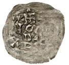 1 Dünnpfennig - Theoderich – avers