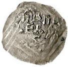 1 Dünnpfennig - Theoderich – revers