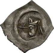 1 Pfennig - Lüthold von Aarburg – avers