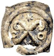 1 Pfennig - Lüthold II. von Rötteln – avers