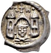 1 Pfennig - Berthold II. von Pfirt – avers