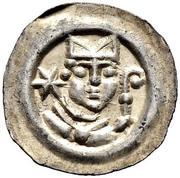 1 Pfennig - Heinrich IV. von Isny – avers