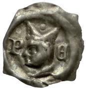 1 Pfennig - Peter II. von Aspelt – avers
