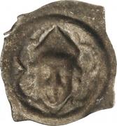 1 Pfennig - Lüthold II. von Rötteln – revers